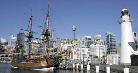 The Endeavour replica | Stage 2: Captain James Cook | Scoop.it