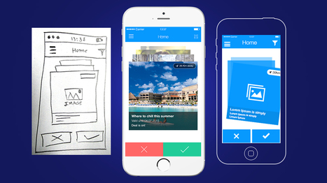 App Prototyping: Give your clients an experience to interact with the app   Latest Technology Trends   Scoop.it