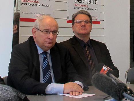 À Dunkerque, Michel Delebarre sort de son silence: «Personne n'avait imaginé cette situation» | MichelDelebarre2014 | Scoop.it