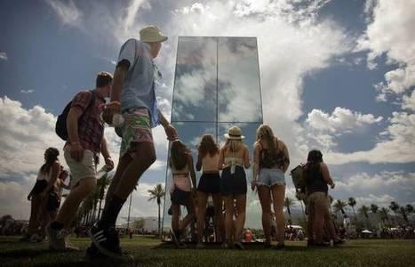 COACHELLA 2014: Big-time art creates festival's landscape - Press-Enterprise | Coachella Festival 2014 | Scoop.it