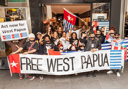 Carr calls solidarity with West Papua 'cruel', backs Indonesian violence - Green Left Weekly | Scoop Indonesia | Scoop.it