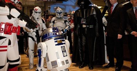 Homemade British R2-D2 Is Star Wars Episode VII's First Star | star wars world war 2 | Scoop.it