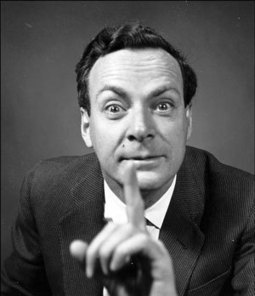 Richard Feynman on Good, Evil, and the Zen of Science, Plus His Prose Poem for the Glory of Evolution | Math, technology and learning | Scoop.it