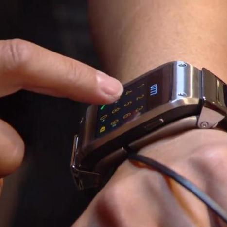 Galaxy Gear: é à prova d'água? Substitui o telefone? Tire suas dúvidas | Tecnologia e Comunicação | Scoop.it