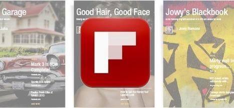 Flipboard 2.0 : la consommation d'information post-Reader ? - Presse-citron | Information-communication | Scoop.it