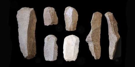 Technological innovation may not have led modern humans into Europe | Past Horizons | Kiosque du monde : A la une | Scoop.it