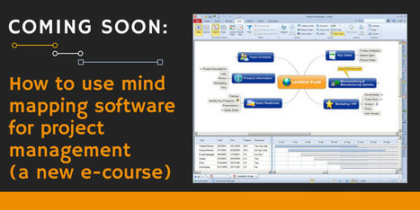 Project management with mind mapping software e-course (coming soon!) | Organización y Futuro | Scoop.it