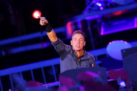 FC Barcelone : la fête du titre gâchée par Bruce Springsteen ? | Bruce Springsteen | Scoop.it