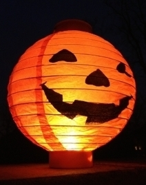 Paper Halloween Lanterns Creating A Spooky Mood With Light | Leisure | Scoop.it