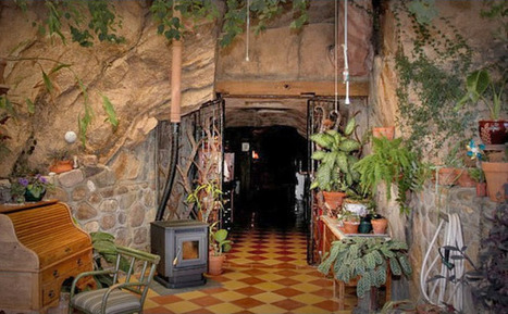 Inside A $1.5 Million Cave House - Yahoo! Real Estate | Xposed | Scoop.it
