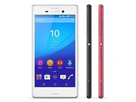 Sony launched Xperia M4 Aqua Dual in india at 24,990 INR   Latest Mobile buzz   Scoop.it