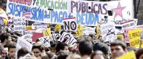Los estudiantes se solidarizan con sus compañeros detenidos en la Complutense | AFIN-El conflicto en los estudiantes | Scoop.it