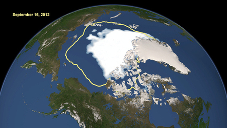 How Arctic Sea Ice Loss Impacted Sandy | EcoWatch | Scoop.it