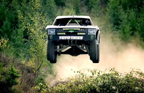 Truck Madness with BJ Baldwin – Recoil 3 – Sasquatch Hunter | This one is for the guys! | Scoop.it