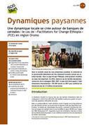 Une dynamique locale se crée autour de banques de céréales : le cas de « Facilitators for Change Ethiopia » | Questions de développement ... | Scoop.it