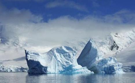 L'inexorable fonte de Pine Island, le glacier géant de l'Antarctique   CDI Descartes-Montaigne infos   Scoop.it