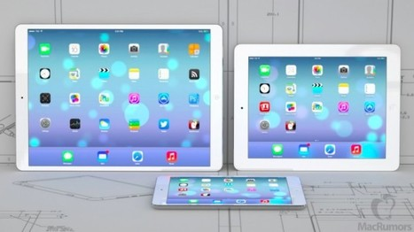 Apple Eyes 13-Inch iPad Hybrid? 8 Signs | Apple Lover | Scoop.it