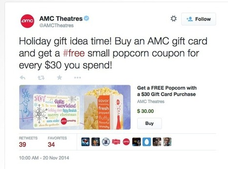 Here's Twitter's Buy Button In Action   The World of Tweets   Scoop.it