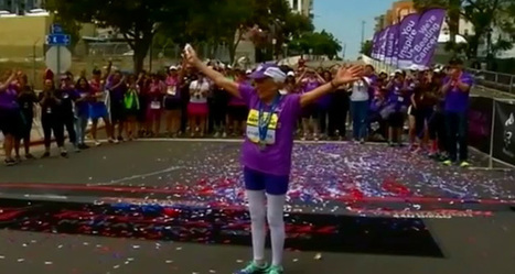 CO A2 - Le marathon, c'est bon pour la santé | Remue-méninges FLE | Scoop.it
