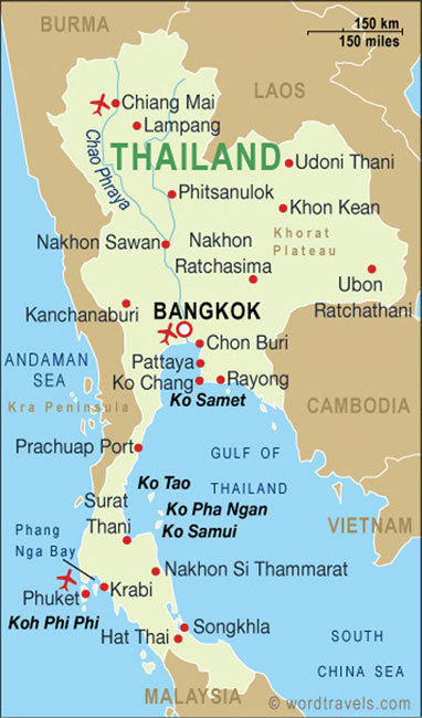 Le point sur le tourisme vert en Thaïlande | Tourisme vert | Scoop.it