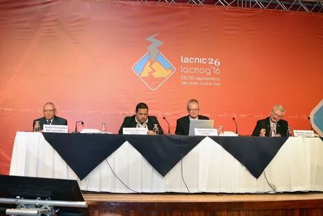 Futuro de Internet se discute en evento regional | LACNIC news selection | Scoop.it