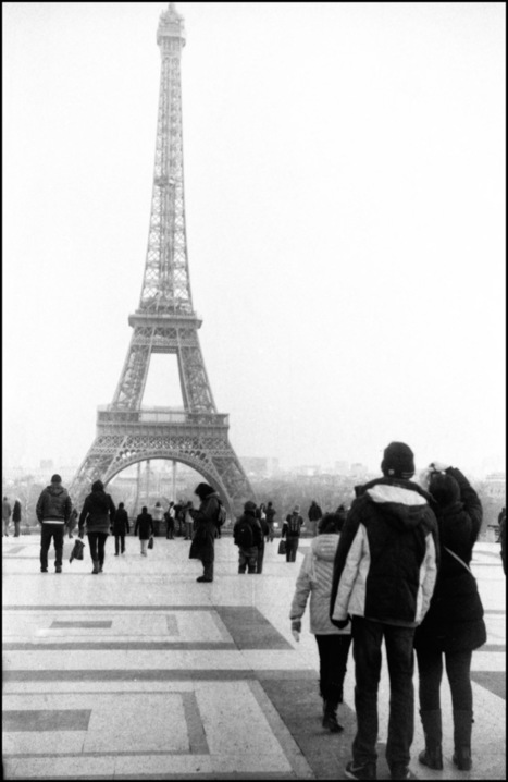 Paris 2013 – 35mm Black and White - allmyfriendsarejpegs. - | black and white film photo | Scoop.it