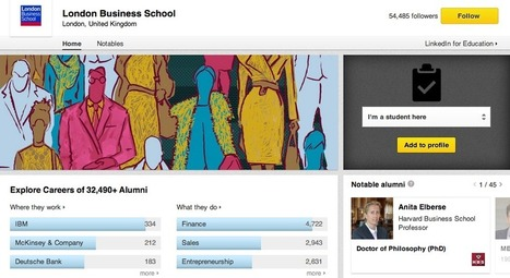 How to Recruit Graduates Using LinkedIn University Pages | HR and Social Media | Scoop.it