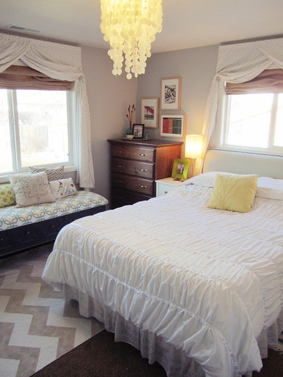 smartgirlstyle: Master Bedroom Makeover: Putting it All Together | Home Design Trends | Scoop.it