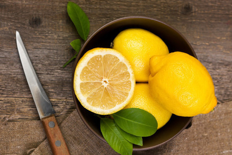 Why You Need Lemons In Your Diet? | Muscadinex Longevity | Scoop.it