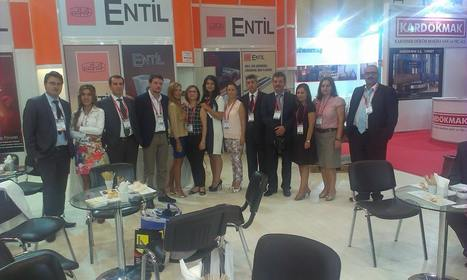 ENTİL Participated at Ankiros 2014 | Entil A.Ş. | Scoop.it