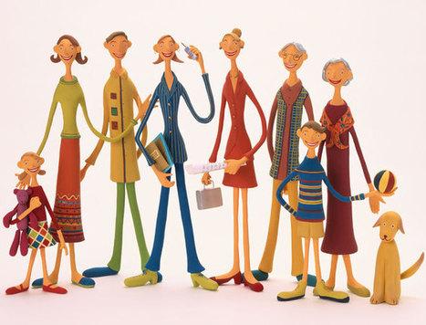Passer du temps en famille rendrait les enfants plus heureux | French Extension | Scoop.it