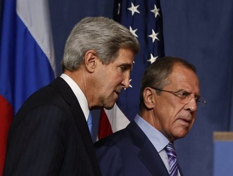 Syria Takes Steps to Join Weapons Treaty as U.S.-Russian Talks Begin | Politics economics and society | Scoop.it