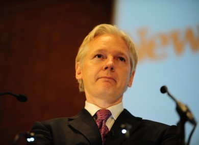 "WikiLeaks founder calls Facebook an ""appalling spying machine"" · Business ETC 