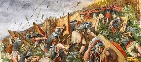 LEGIO VII CLAUDIA: Veteranos de las Guerras Dacias IV   Mundo Clásico   Scoop.it