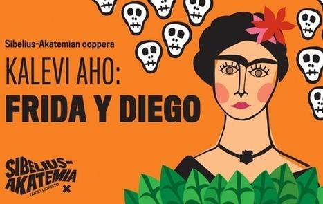 Frida Kahlo et Diego Rivera à l'opéra | Musique classique en Suisse et ailleurs | Scoop.it