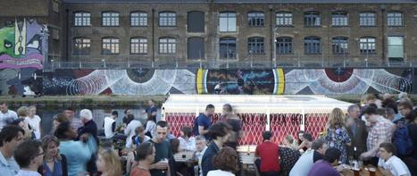 August 2016: World Cities - The Return Of The Floating Cinema | London Life | Scoop.it
