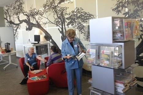 L'impératif renouveau des bibliothèques | Bibliothèque scolaire | Scoop.it