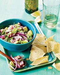 Tuna Ceviche with Avocado and Cilantro Recipe | Gastronomic Expeditions | Scoop.it