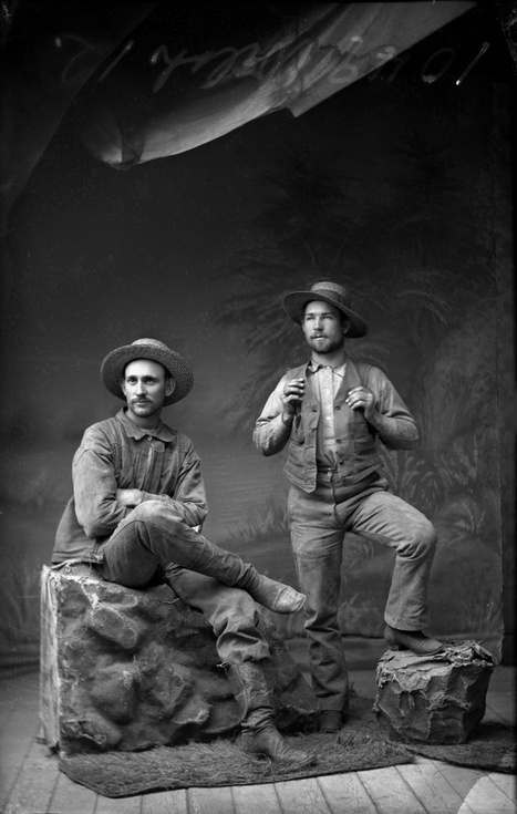 Boulders, beards and bonnets: rare photos of 19th-century Californians | Merveilles - Marvels | Scoop.it