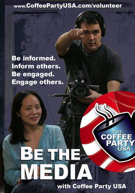 Be the Media w/ Coffee Party USA | lkemper61@gmail.com | Scoop.it