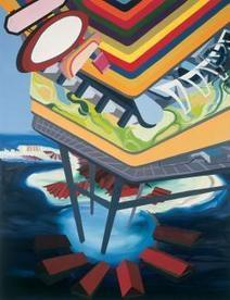 Franz Ackermann - Artist's Profile - The Saatchi Gallery   Contemporary Artists That Interest Me   Scoop.it