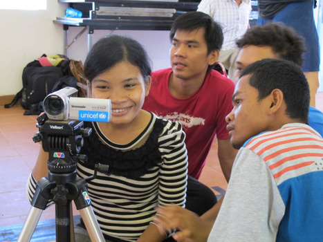 Empowering young people with disabilities in Cambodia to be heard - UNICEF Connect (blog) | Cinéma Cambodgien | Scoop.it