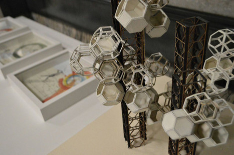 At City Hall, RISD architecture dept. airs works in progress - The Brown Daily Herald | Digital Fabrication | Scoop.it