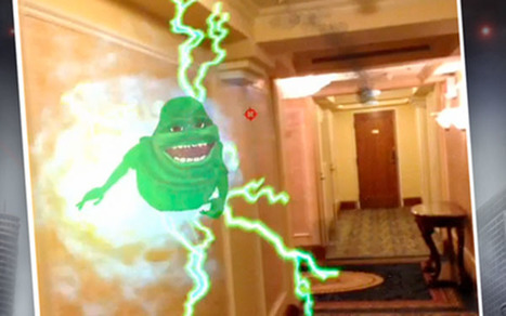 Capture Ghosts at Foursquare Spots With 'Ghostbusters' iOS Game by Toronto's XMG Studios | Tracking Transmedia | Scoop.it