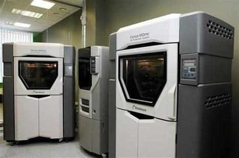 The first-ever industrial 3D printing center in the Baltics opens in Riga | 3D_Materials journal | Scoop.it