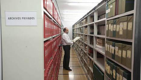 El archivo de la cultura vasca - Noticias de Navarra | ARCHIVOS Y ARCHIVEROS | Scoop.it