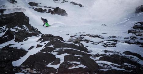 Quand ski et snowboard freeride s'ouvrent aux riders amateurs - meltyXtrem | Ski | Scoop.it