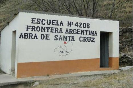 Un funcionario salteño reconoce que se corrió la frontera con Bolivia   VIAJES   Scoop.it