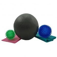 Spiky Massage Ball & Massage Ball by Pilates Travel Pack | Equip 4 Pilates - Pilates Equipment | Scoop.it