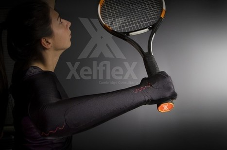Next-Generation Wearable Tech threads optical fibres through Sports Clothing | Technology in Business Today | Scoop.it
